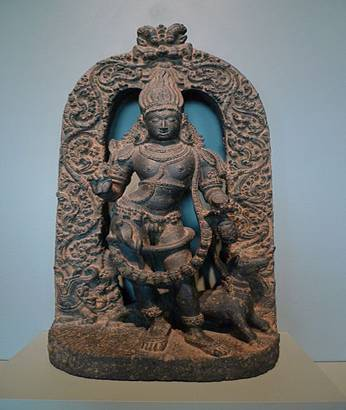 File:Bhairava - Indian Art - Asian Art Museum of San Francisco.jpg